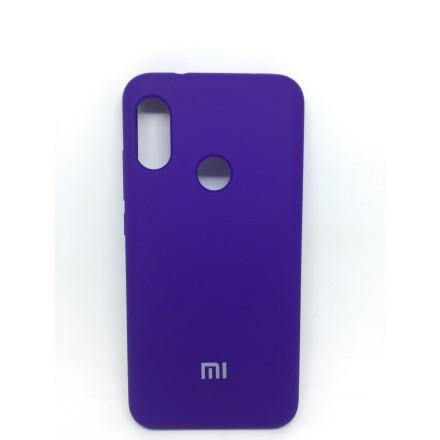 Cиліконовий Чохол Soft Touch для Xiaomi Mi A2 Lite Blue