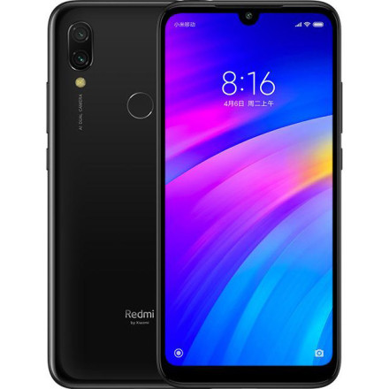 Xiaomi Redmi 7 3/64GB Black EU - Global Version