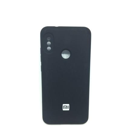 Cиліконовий Чохол Soft Touch для Xiaomi Mi A2 Lite