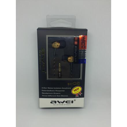 Навушники Awei ES-Q5 (wood)