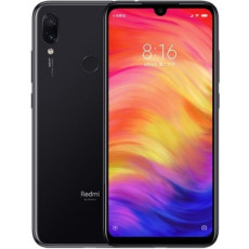 Xiaomi Redmi Note 7 4/128Gb Black Global ROM