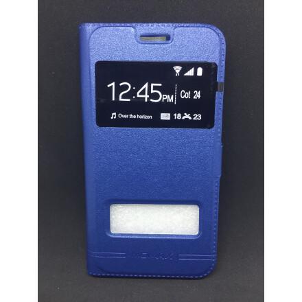 Чохол-книжка для Xiaomi Redmi 4Х (Blue)