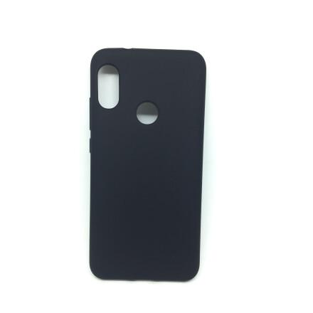 Cиліконовий Чохол Soft Touch для Xiaomi Mi A2 Lite Black