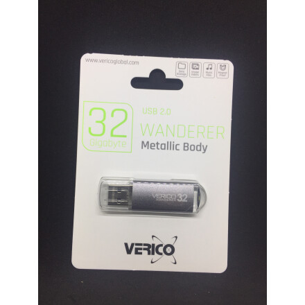 Флешка Verico USB 32GB Wanderer