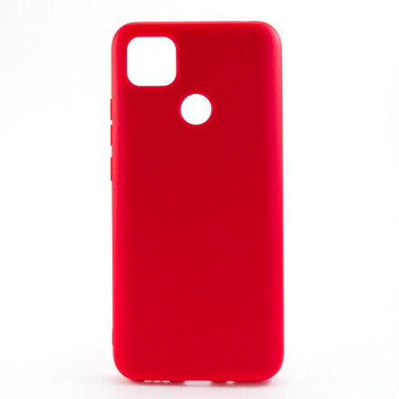 Чохол Silicone cover для Xiaomi Redmi 9C  (Red)