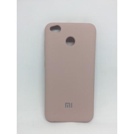 Чохол Soft Touch Xiaomi Redmi 4X  gray