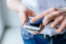 Догляд за смартфоном - основні секрети