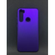 Чехол Silky для Xiaomi Redmi Note 8 (Violet)