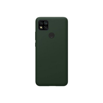 Чохол Silicone cover для Xiaomi Redmi 9C (Dark Green)