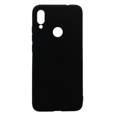 Силіконовий чохол Soft Touch для Xiaomi Redmi 7 (Black)