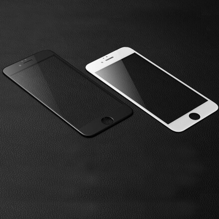 3D cкло Iphone 6 Black/White