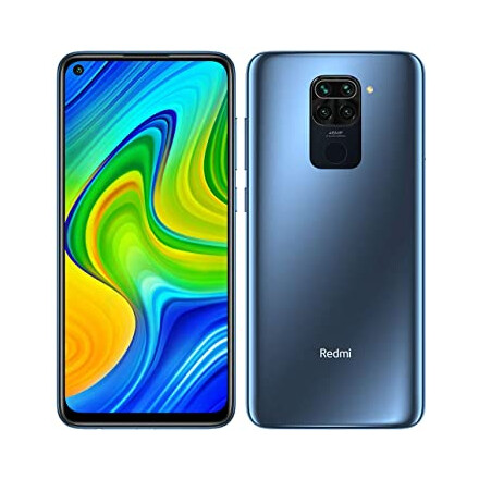 Xiaomi Redmi Note 9 4/128Gb  (Grey) NFC  EU - Офіційний