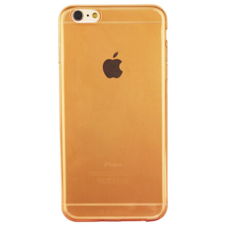 G-Case Ultra Slim Silicon 0.5mm iPhone 6 Gold