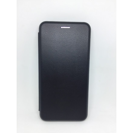 Чохол-книжка для Xiaomi Redmi Note 7  (Шкіра) black