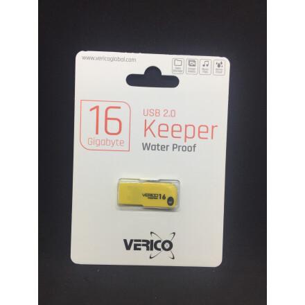 Флешка Verico USB 16GB Keeper