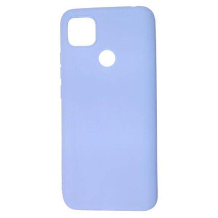 Чохол Silicone cover для Xiaomi Redmi 9C (Blue)