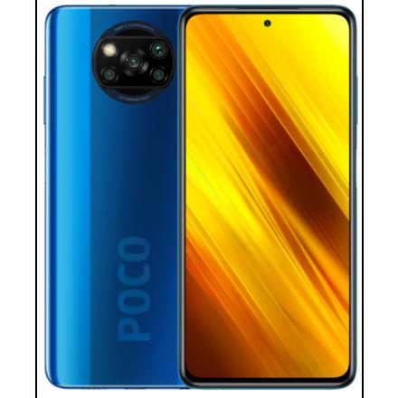 Poco X3 6/64Gb (Cobalt Blue) EU - Міжнародна версія