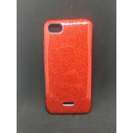 Cиліконовий Чохол Shine для Xiaomi Redmi 6A (Red)