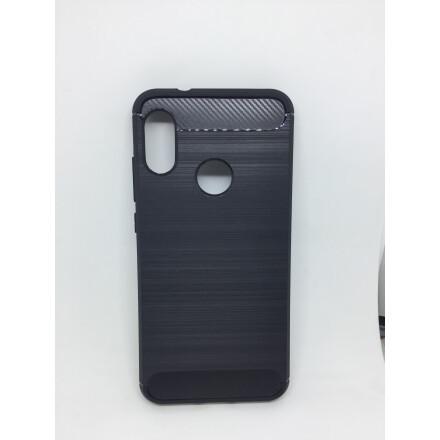 Силіконовий чохол Carbon для Xiaomi Mi A2 Lite (Black)