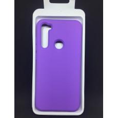 Чехол Silky для Xiaomi Redmi Note 8 (Turquoise)
