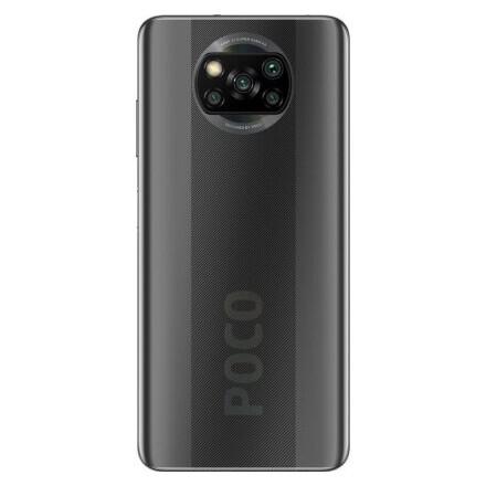 Poco X3 6/128Gb (Shadow Gray) EU - Міжнародна версія