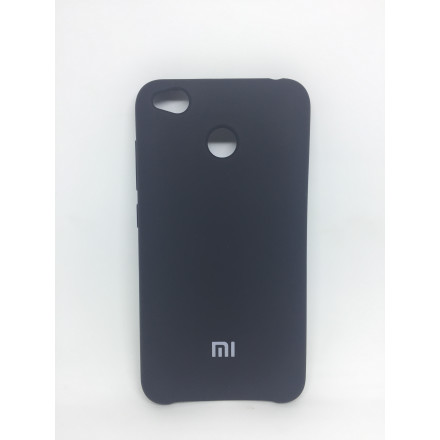 Чохол Soft Touch Xiaomi Redmi 4X Black