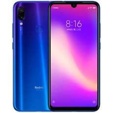 Xiaomi Redmi 7 3/64GB Blue EU - Global Version