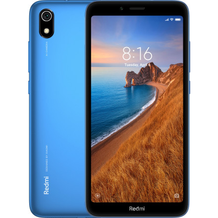 Xiaomi Redmi 7a 2/16GB Blue EU - Global Version