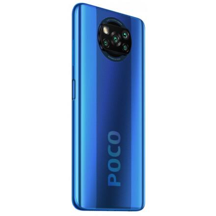 Poco X3 6/128Gb (Cobalt Blue) EU - Міжнародна версія