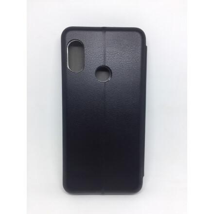 Чохол-книжка на Xiaomi Redmi Note 5 (black)