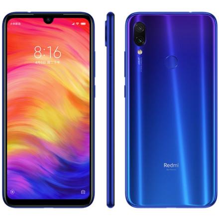 Xiaomi Redmi Note 7 4/128Gb Blue  Global ROM