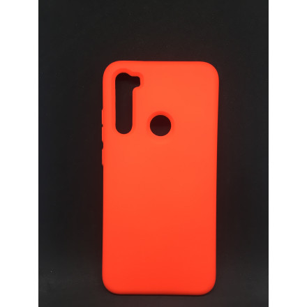Чохол Silky для Xiaomi Redmi Note 8 (Red)
